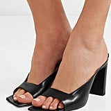 Wandler Isa Leather Mules