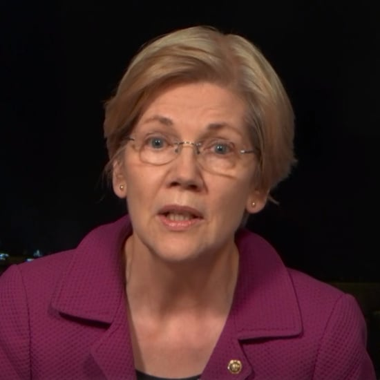 Elizabeth Warren on The Daily Show February 2017