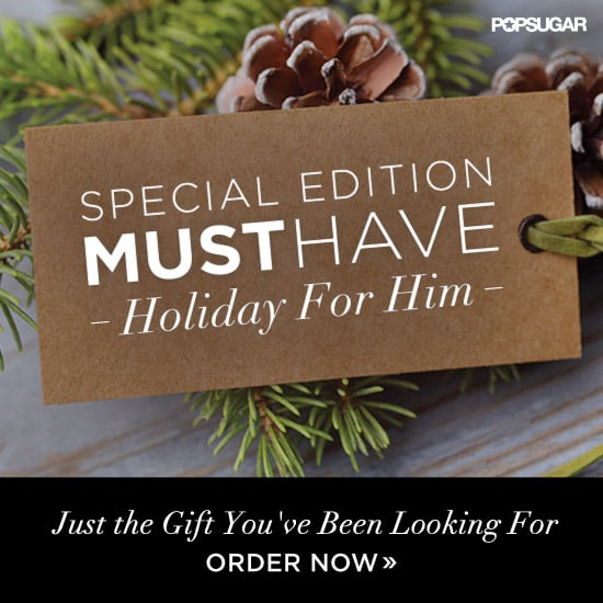 POPSUGAR Must Have Holiday Box For Men 2013