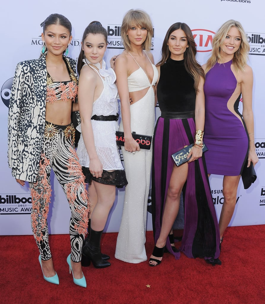 When They Hit the Red Carpet Together at the 2015 Billboard Music Awards