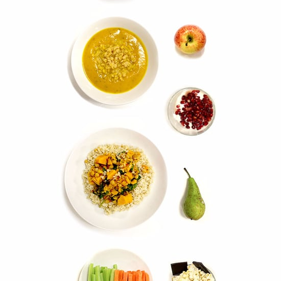 Photos of What 2,000 Calories Looks Like