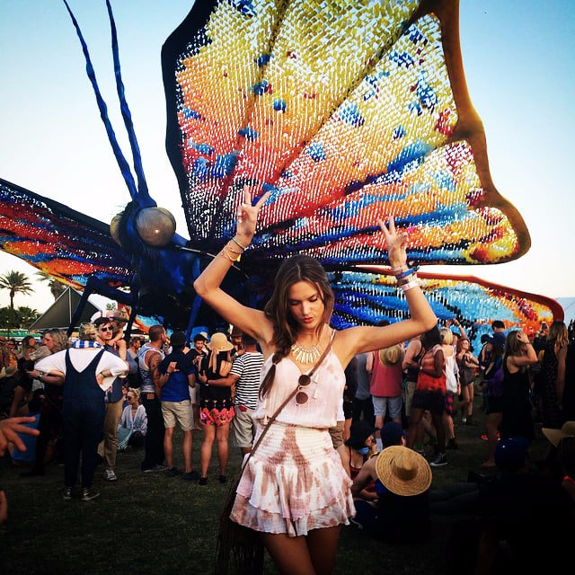 These Are the Most-Liked Celebrity Instagrams From Coachella's First Weekend