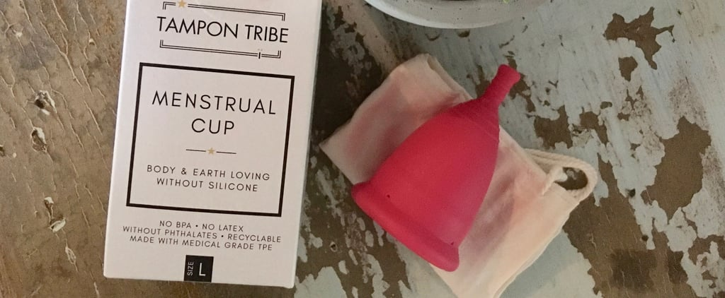 Menstrual Cup From Tampon Tribe Review