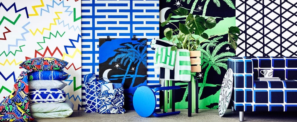 Ikea's Hot New Collection Channels the 1970s in the Best Way