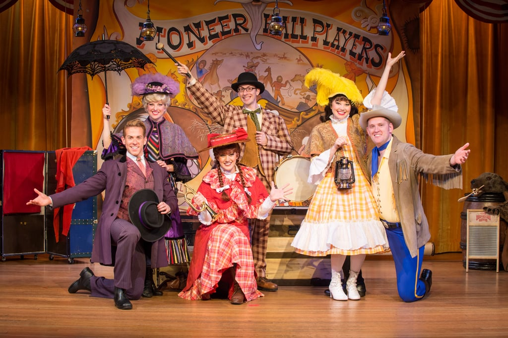 You Can Eat at the Hoop-Dee-Doo Musical Revue at at Disney's Fort Wilderness Campgrounds