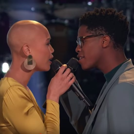 Cedrice and Thunderstorm Perform Rihanna on The Voice Video
