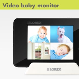 A Reliable, Easy Video Baby Monitor