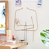 Bedroom: Add a Jewelry Rack