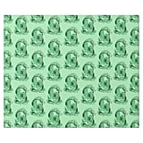 Harry Potter Aguamenti Slytherin Graphic Wrapping Paper