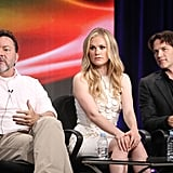 Alan talked about season four of True Blood..