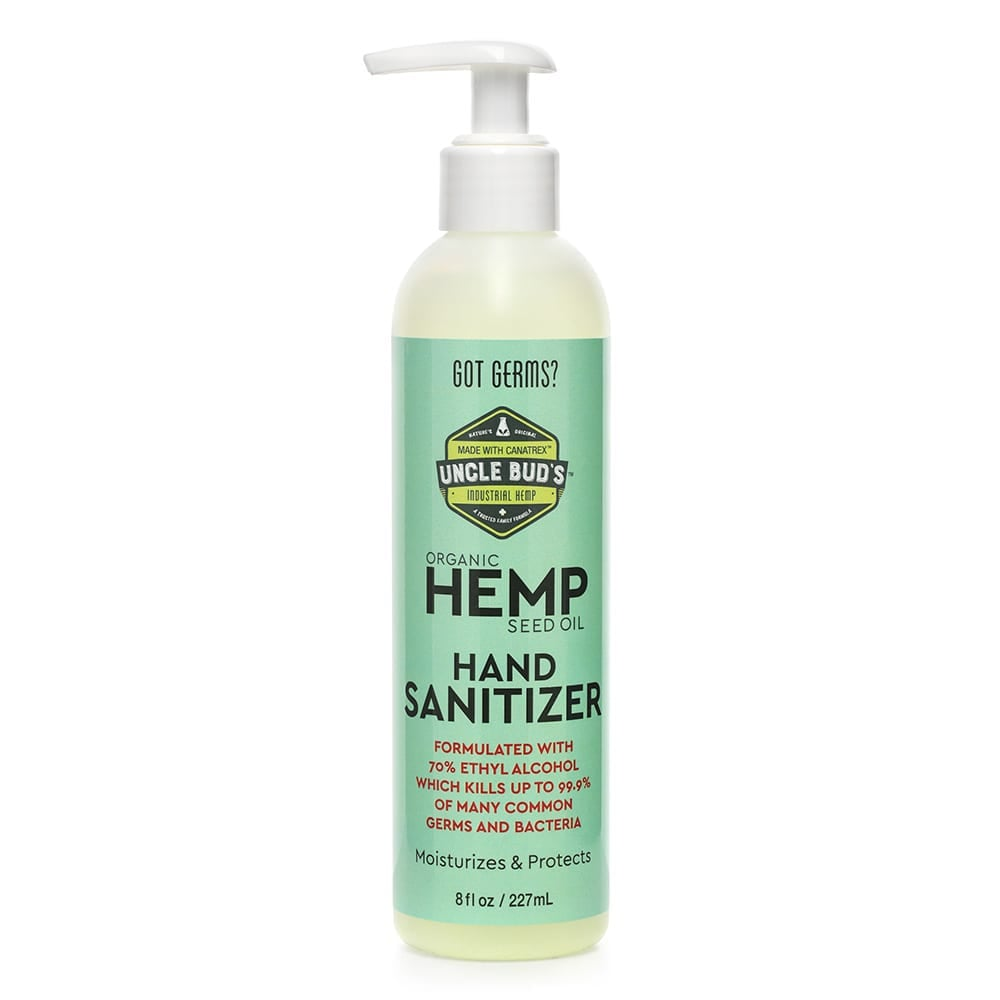 Uncle Bud's Hemp Hand Sanitizer