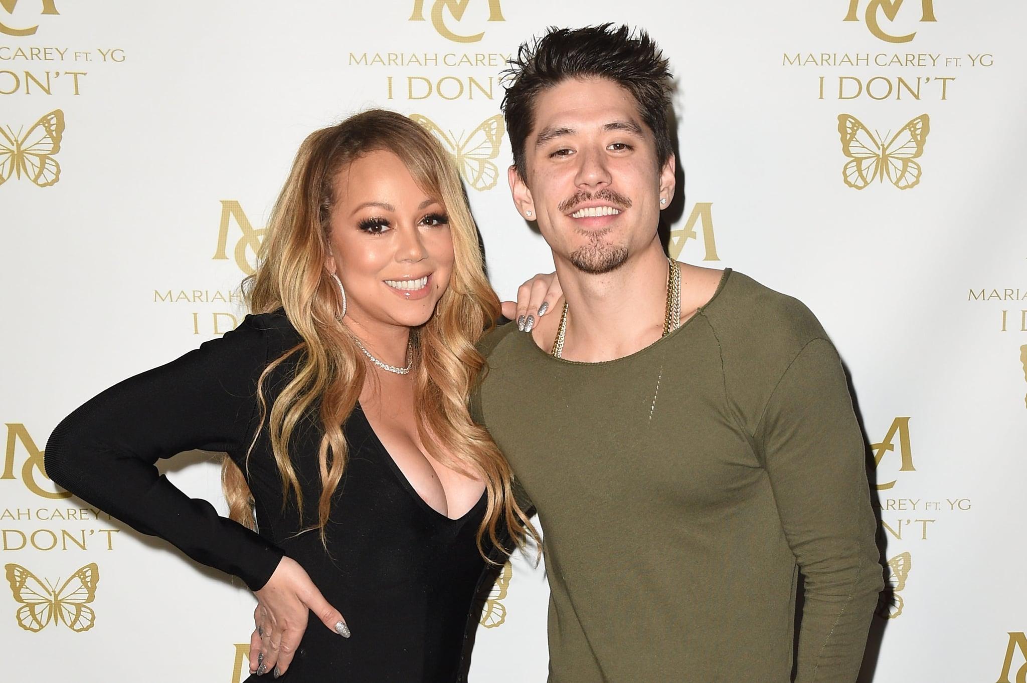 Mariah dating now 12