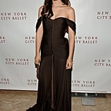 2007, New York City Ballet Opening Night Gala