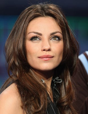 How To: Mila Kunis's TRL Makeup