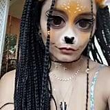 Vanessa Hudgens With Box Braids | October 2016