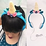 Unicorn Horn Headphones