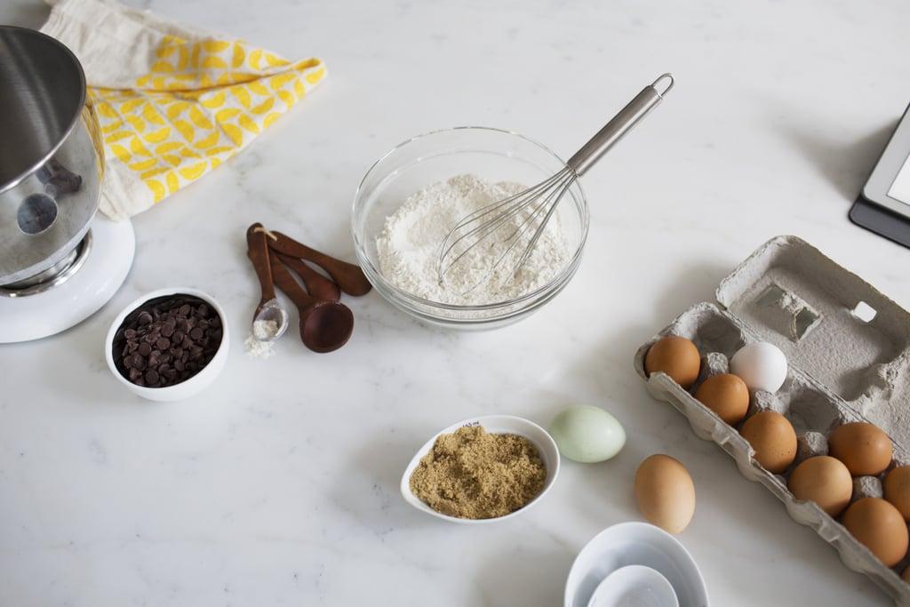 معدّات الطّبخ التي تملكين اثنتين أو أكثر منها