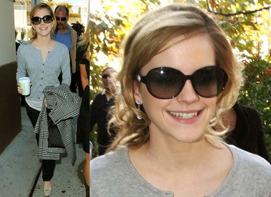07/12/2008 Emma Watson