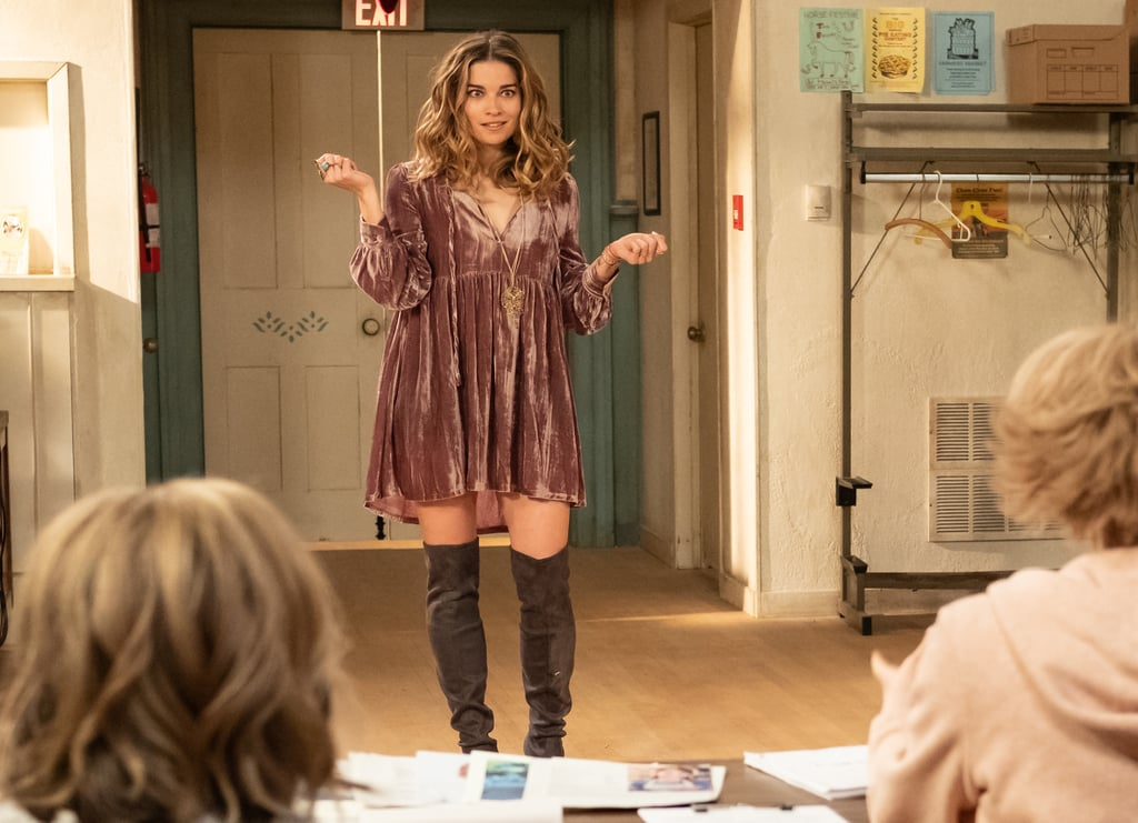 Annie Murphy Kept a Special Dress From Schitt's Creek