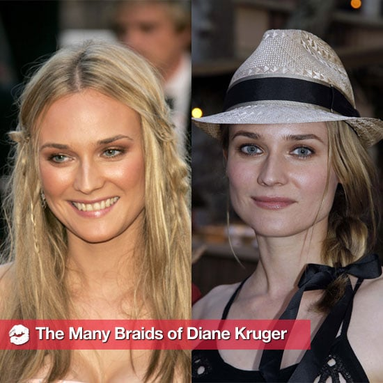 Diane Kruger Hairstyles: How to Get 15 of Her Best Braids 2011-04-14 03:10:45