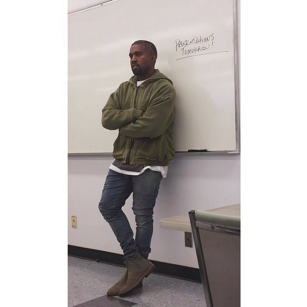 10 Other College Classes We'd Like Kanye to Teach