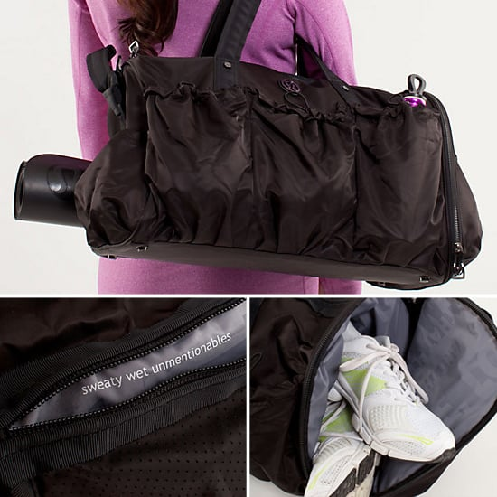 f80bb2868bab ... stuff  Even if your gym bag is fancy enough to have a separate storage  compartment for sweaty clothes