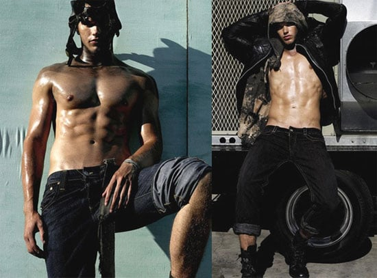 Shirtless Photos of Kellan Lutz For Flaunt Magazine