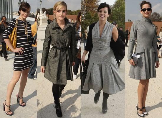 29/09/2008 Paris Fashion Week Part Two
