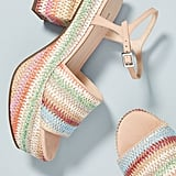 Schutz Ziquiel Wedge Sandals