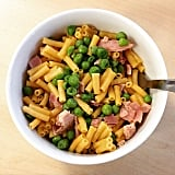 Gone Retro With Ham and Peas