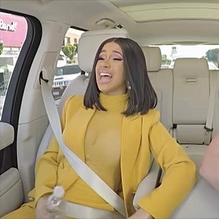 Cardi B's Carpool Karaoke With James Corden 2018