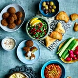 Hot Mezze Falafel Recipe From Sikka Cafe