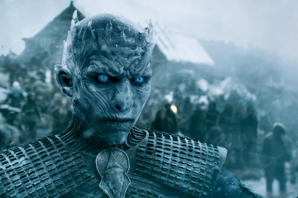 Game of Thrones: This Is What the Night King Looks Like in Real Life