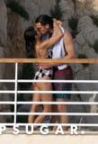 Ooh La La! Nina Dobrev Shares a Kiss With Boyfriend Grant Mellon During Cannes Vacation
