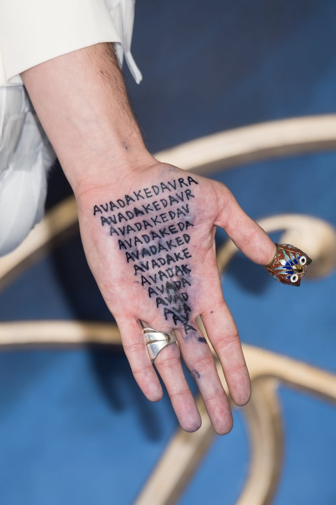 Eza Miller at Fantastic Beasts 2 London Premiere 2018