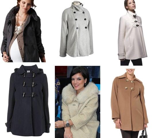 Lily Allen Maternity Coats