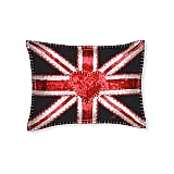 Jan Constantine Glam Rock Multi Sequin Union Jack Cushion – Virgin Megastore (AED279)