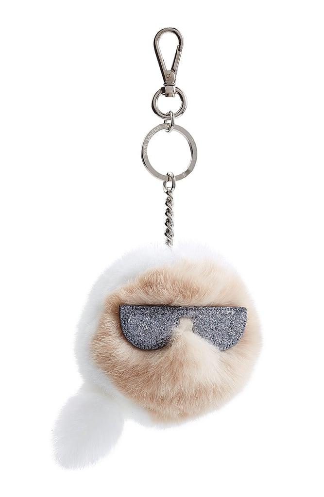 Karl Lagerfeld Keychain ($179)