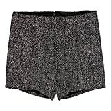 H&M Glittery Shorts