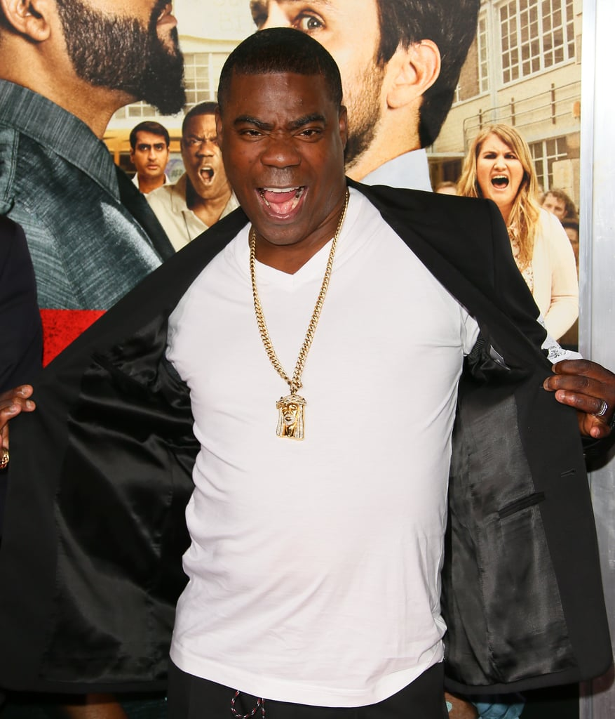 Tracy Morgan: Nov. 10