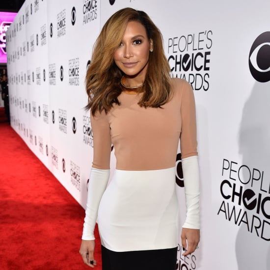 Naya Rivera Dress at People's Choice Awards 2014