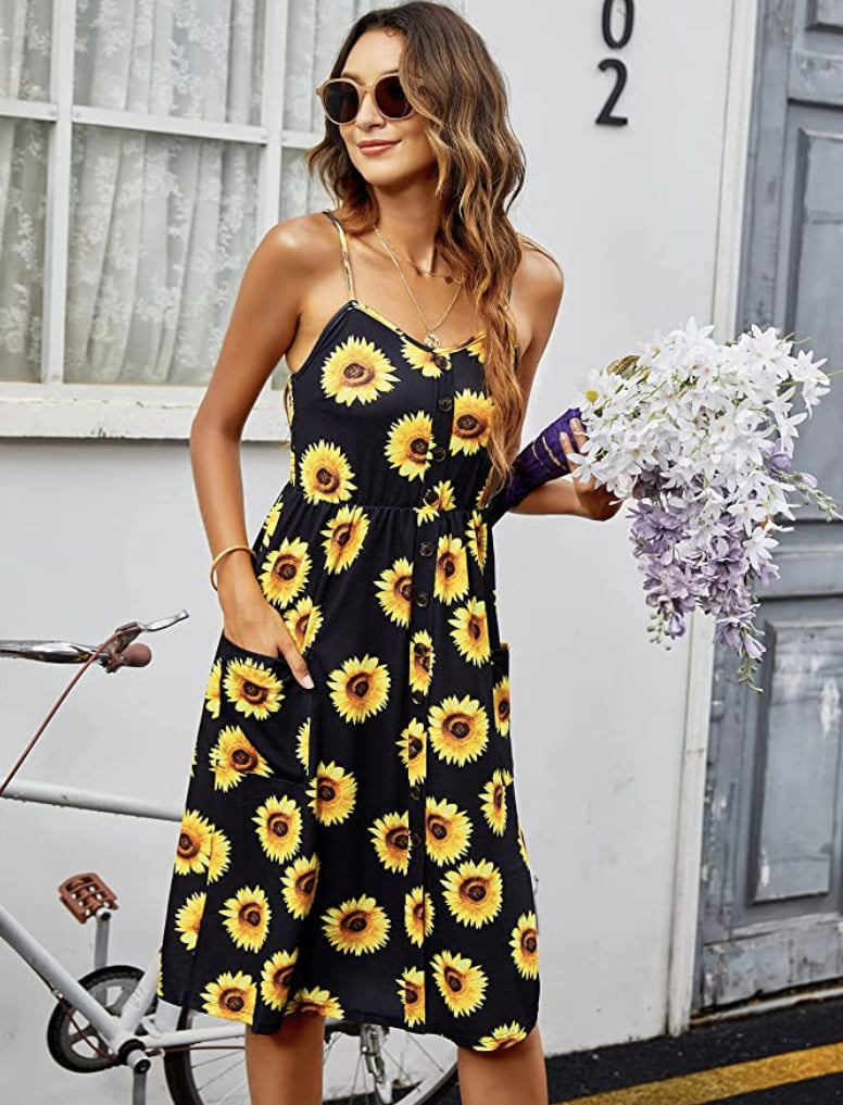 Cute Dresses With Pockets on Amazon