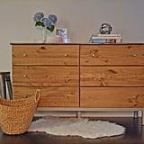 Modern Rustic Ikea Dresser