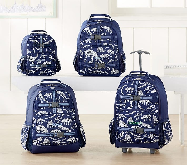 1bbe109f8e Mackenzie Blue Dino Backpacks