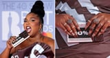 Lizzo s Nails Were Painted as the Cutest Mini Chocolate Bars at the BRIT Awards