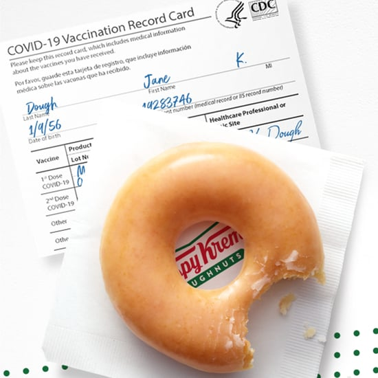 Krispy Kreme Giving Free Doughnuts to Vaccinated Customers