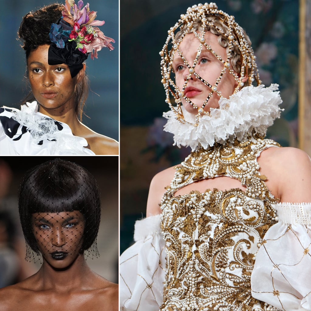 Halloween Makeup And Hair From The Runway