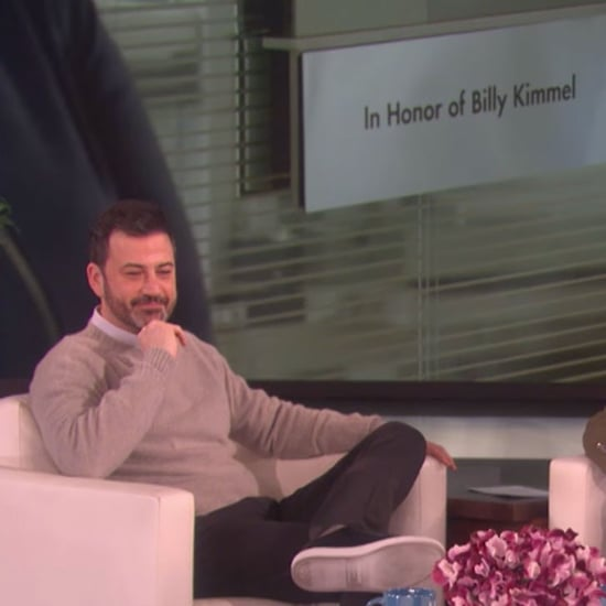 Ellen DeGeneres Hospital Dedication For Jimmy Kimmel's Son