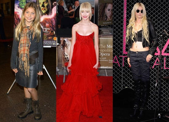 Taylor Momsen's Fashion and Style Evolution from Gossip Girl to The Pretty Reckless