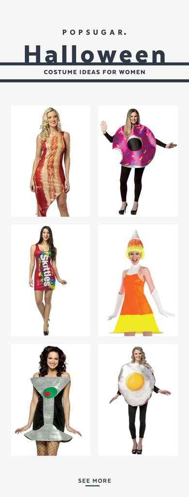 Food Halloween Costumes $35 and Under